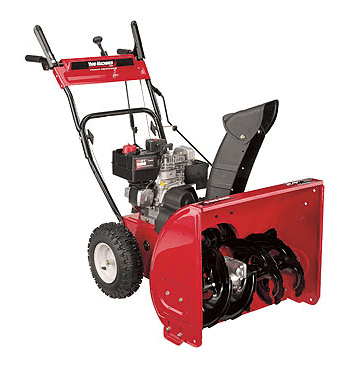 "15% Off Yard Machines 24"" Two-Stage Snow Thrower"