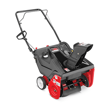 "15% Off Yard Machines 21"" Single-Stage Snow Thrower Plus Free Shipping"