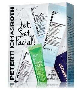 $22 Off Jet Set Facial 4-Piece Kit