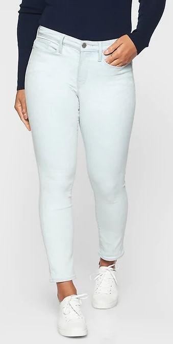 Get Sculptek Stretch Skinny Jeans now $59.99 was $108 – Light Wash
