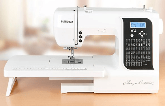 $600 Off Butterick EB6100 Computerized Sewing Machine