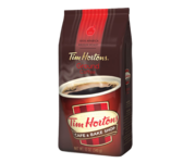 Tim Hortons® Coffee Bags and Cannisters