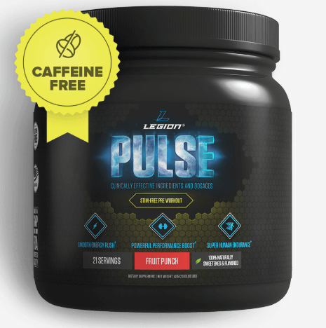 Shop New Caffeine Free Natural Pre-Workout Supplement