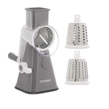 Shop Kitchen HQ Speed Grater and Slicer w/ Suction Base