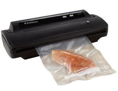 37% Off Vacuum Sealing System with Starter Kit