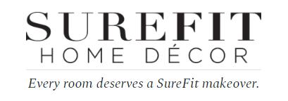 SureFit Home Decor