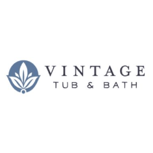 Vintage Tub & Bath Logo