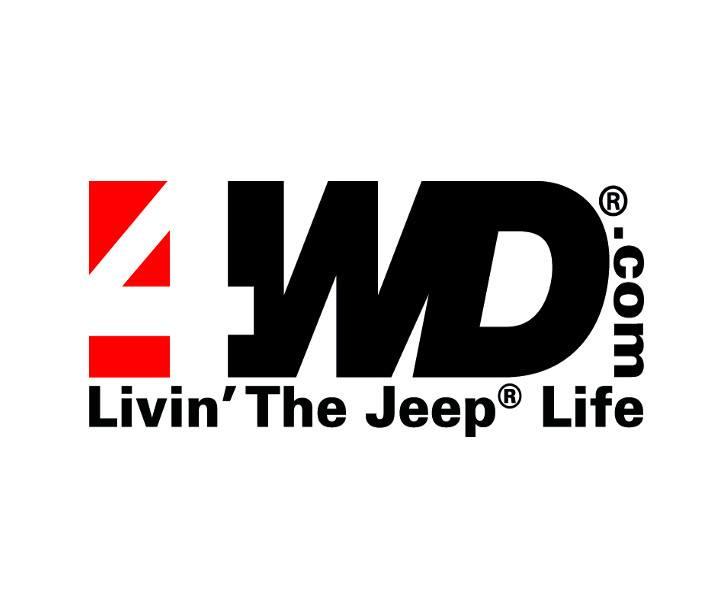 4 Wheel Drive Hardware Logo